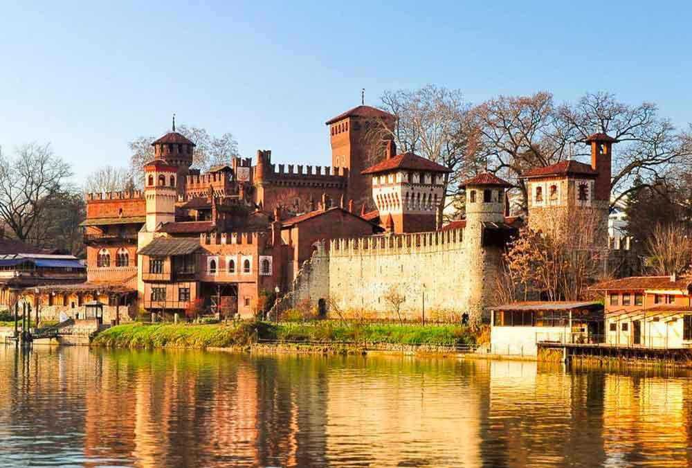 Valentino Park – Botanical Garden and Castle