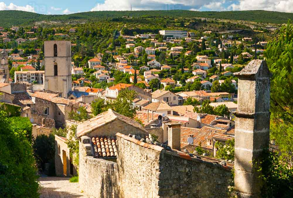 Forcalquier – Tour of the village