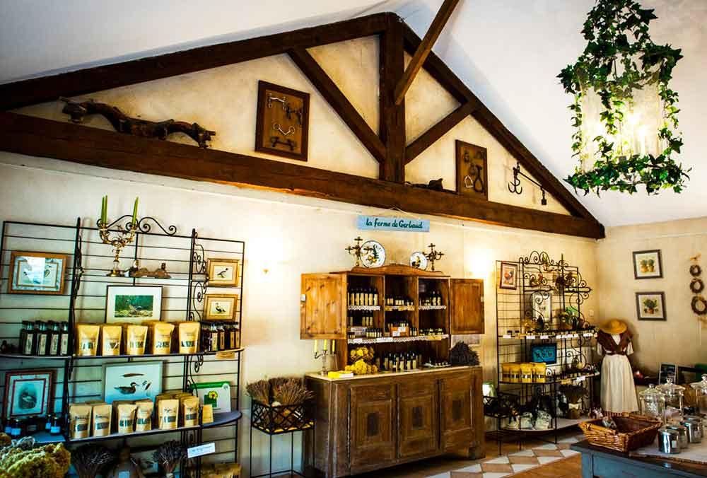 Gerbaud Aromatic Plants Farm