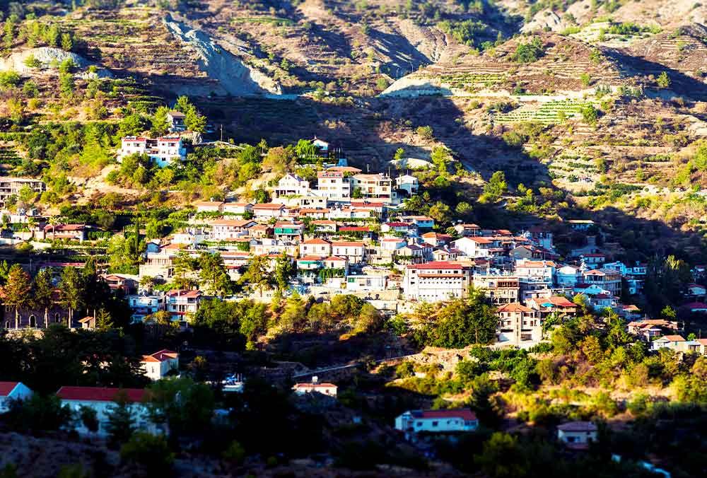 Tour of Agros Village