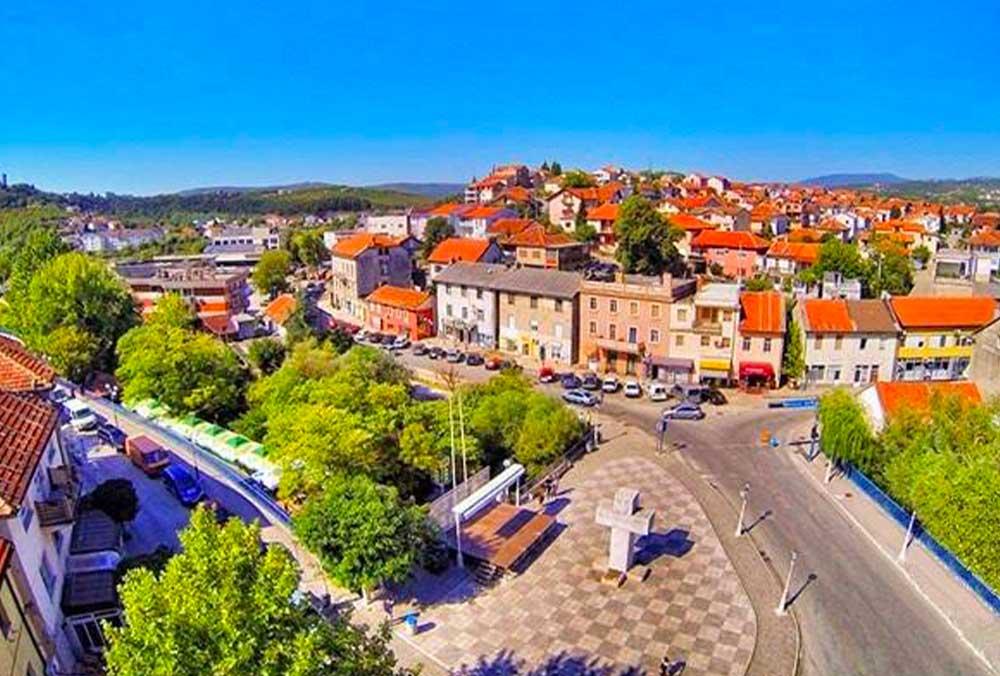 The Town of Siroki Brijeg - Guided tour
