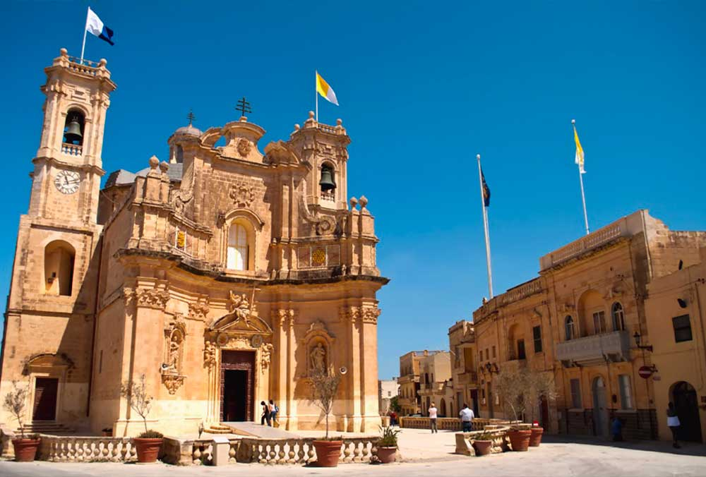 Village of Gharb – Gozo