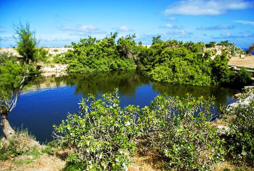 Saint Raphael Lake (San Raflu)