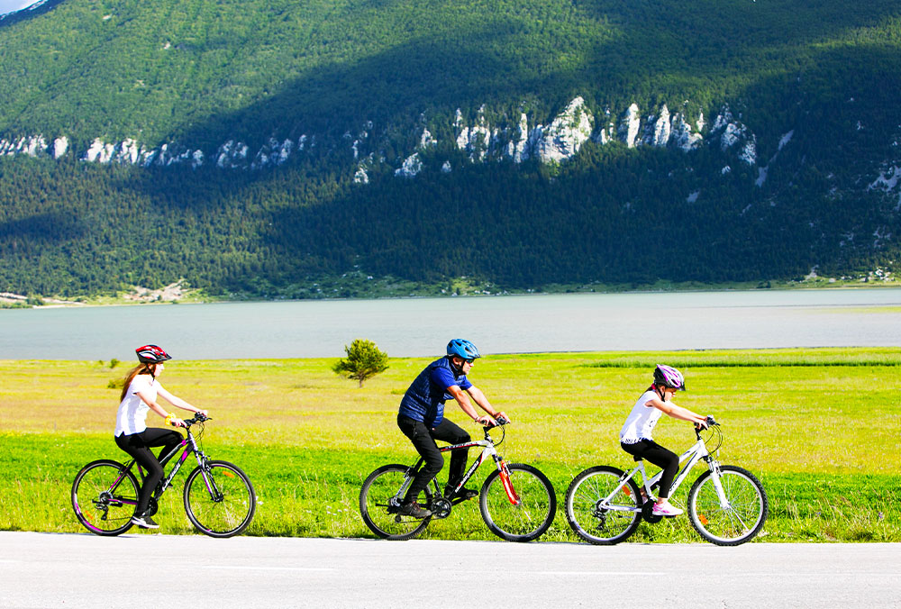 "Cycling tours at ""Blidinje Nature Park"""