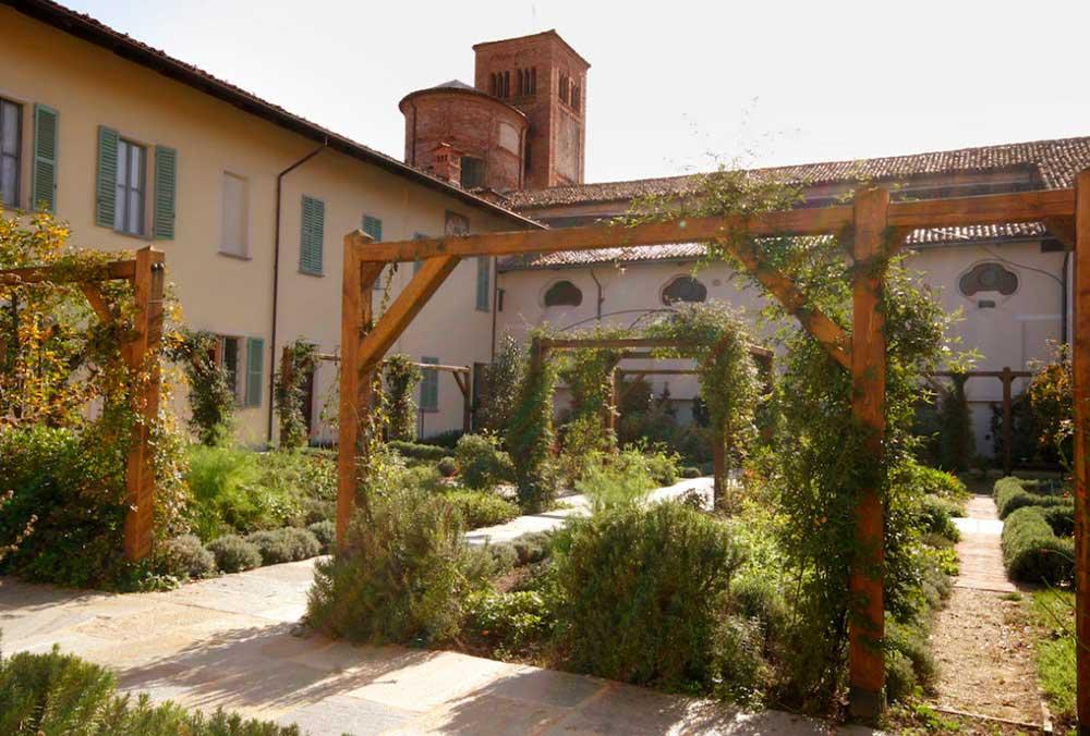 Garden of Cherasco